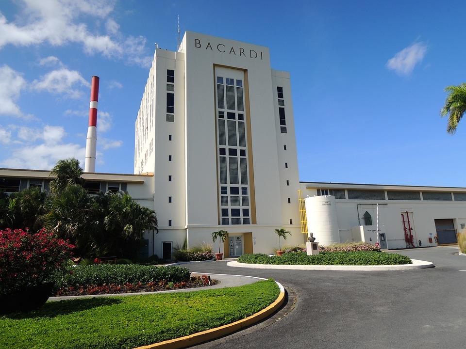 Casa Bacardi, Portoryko, Rum