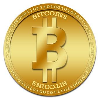 Bitcoin, Mince, Peníze
