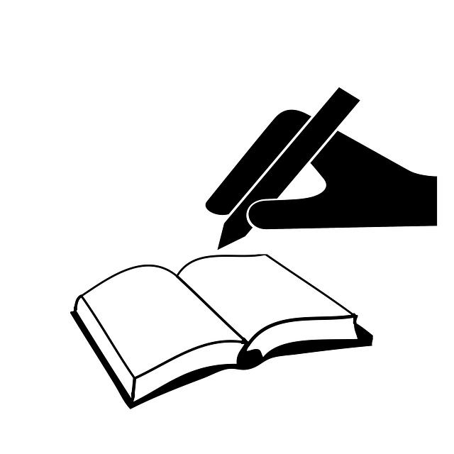 무료 일러스트: 작가, 쓰기, 저자, 책, 핸드, 펜, 연필, 스케치, 개요 - Pixabay의 무료 ...