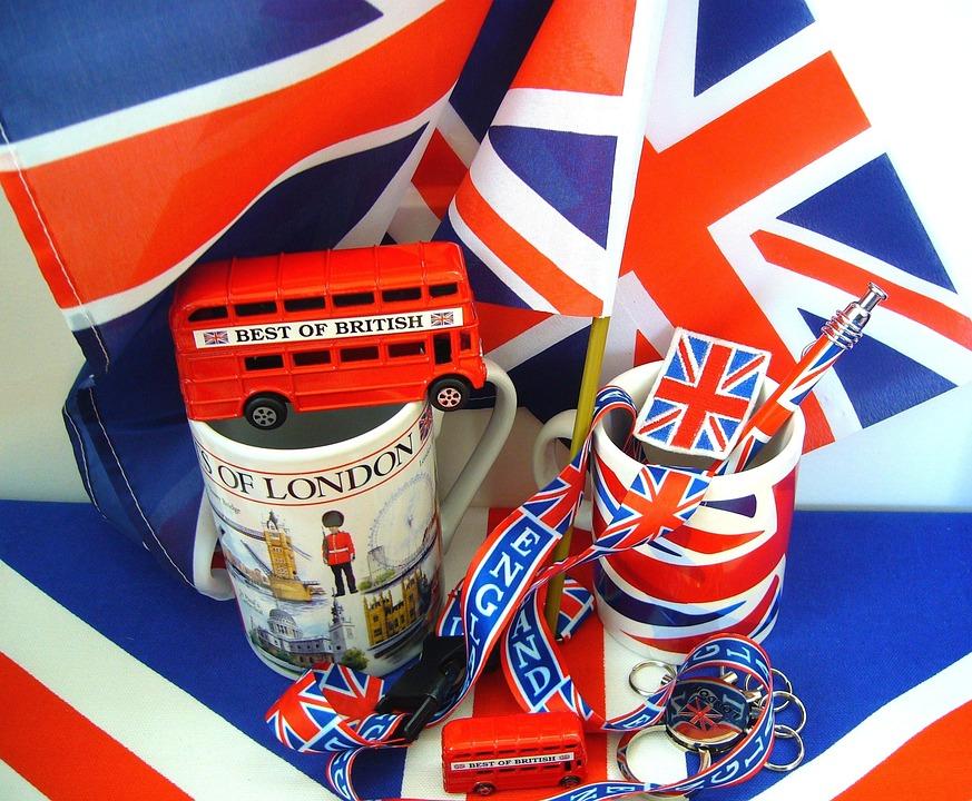 Souvenir, Inghilterra, Regno Unito, Gran Bretagna
