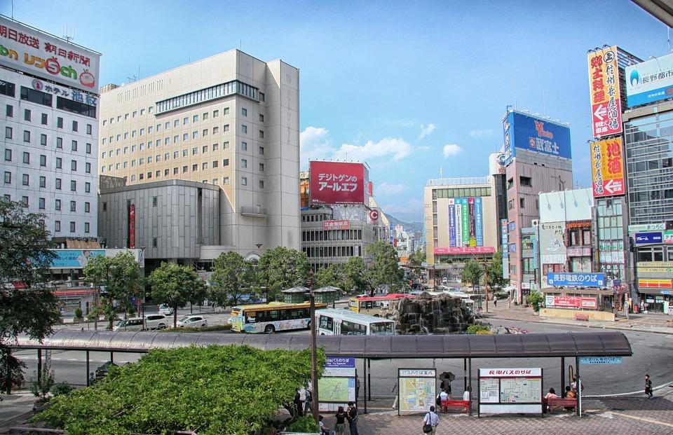 nagano japan skyline free photo on pixabay