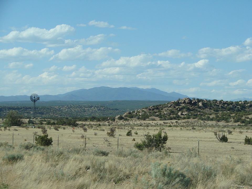 Santa Fe, Usa, Mojave Desert, New Mexico, Route 66