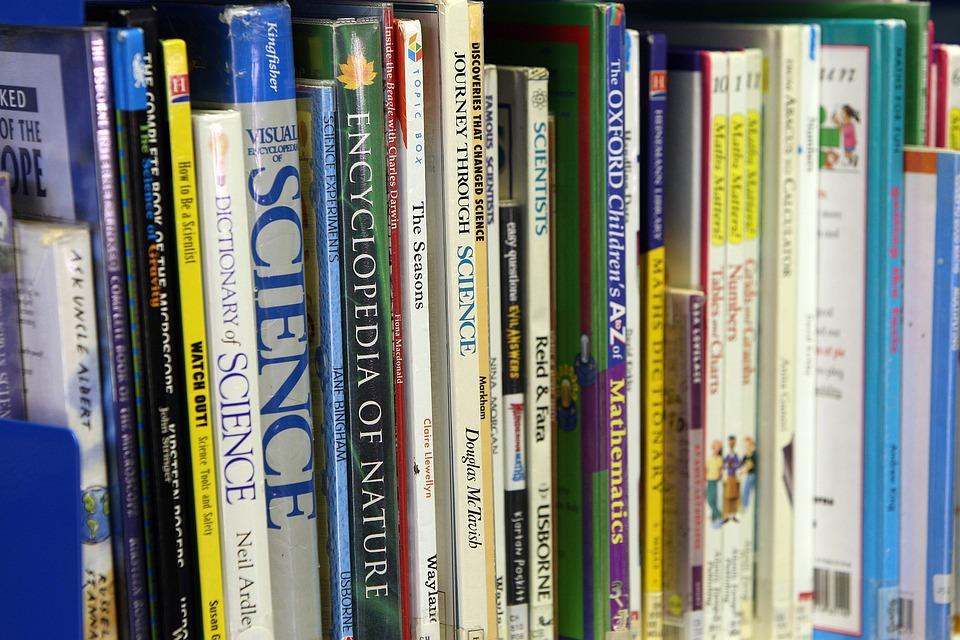 Books, Shelf, Organized, Arranged, Arrangement
