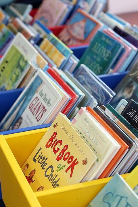 Imagem, Livros, Assunto, Livro, Educação, Escola
