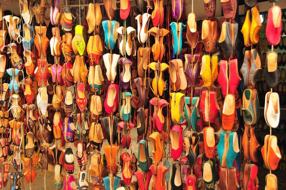 Pelung usaha kreatif yang belum ada di Indonesia, Maroko, Asslah, Sandal, Kerajinan