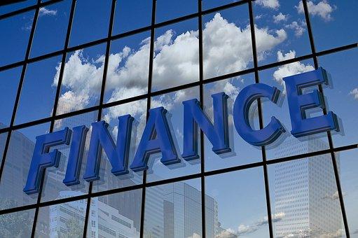 金融, ファサード, ミラー, 建物, 家, 広告, 銀行, 証券取引所