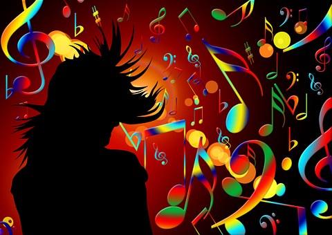 Dans, Musik, G Klav, Ljud, Konsert