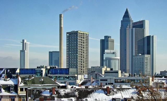 Frankfurt Germany City Free Photo On Pixabay