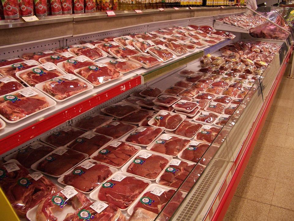 Supermercado, Compras, Alimentos, Mercado