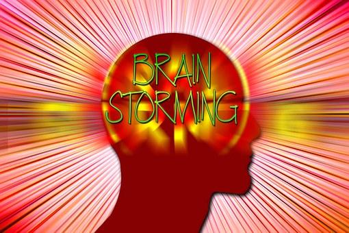 Face, Head, Spirit, Thought, Neurons
