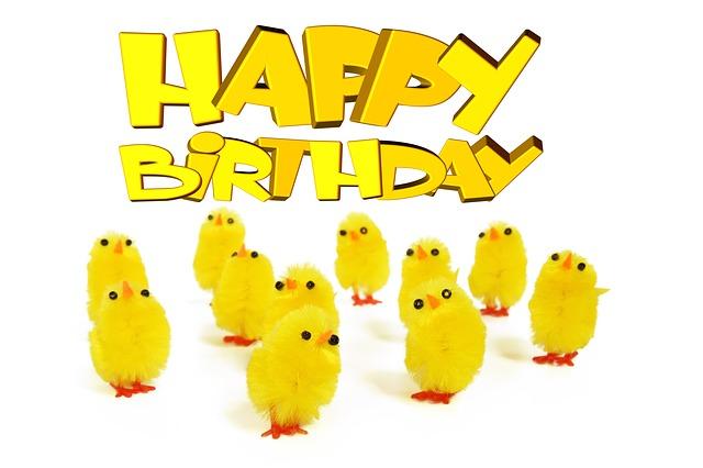 Открытки с днем рождения курица 41