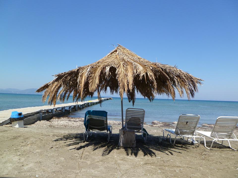 Sedie A Sdraio Per Spiaggia.Ombrellone Sedia A Sdraio Spiaggia Foto Gratis Su Pixabay