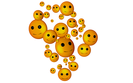 Smilies, Smiley, Emoticon, Cartoon