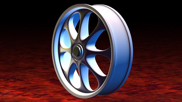 Alu Alloy Wheel Aluminium Made Of Aluminiu