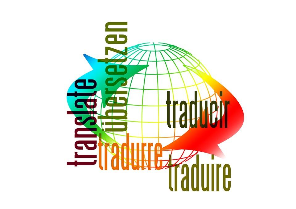tradução de idiomas