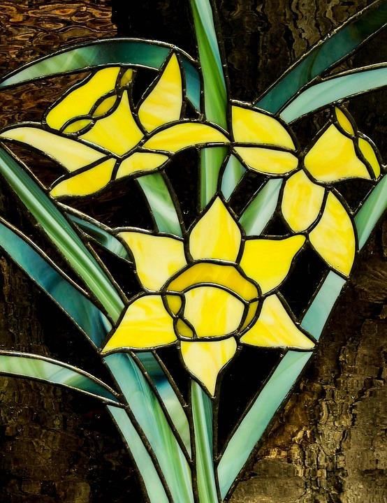 W Ultra Witraż Okno Żółty - Darmowe zdjęcie na Pixabay TU19