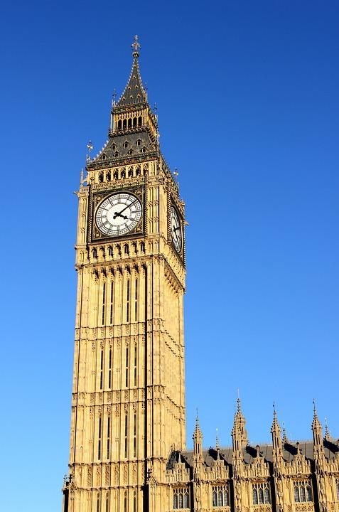 Free Photo Big Ben London House Tower Free Image On