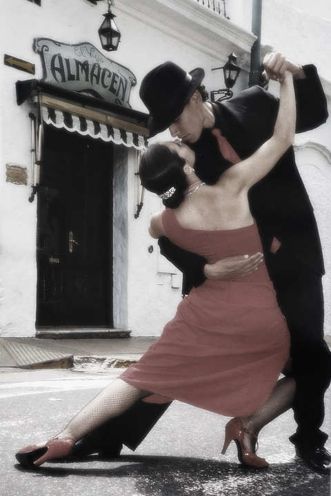 Download Argentine Girl Wallpaper For Mac: Tango Dancing Couple Dreamy · Free Photo On Pixabay