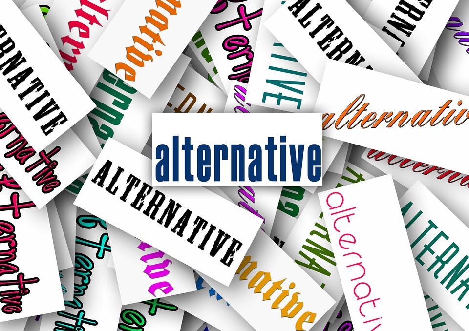 「オルタナティブ」の意味/使い方/綴り/投資/音楽/メディア