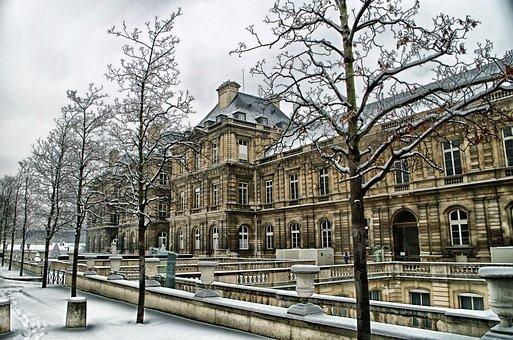 パリ, フランス, パレ ドゥな演奏です, 建物, ランドマーク, 歴史