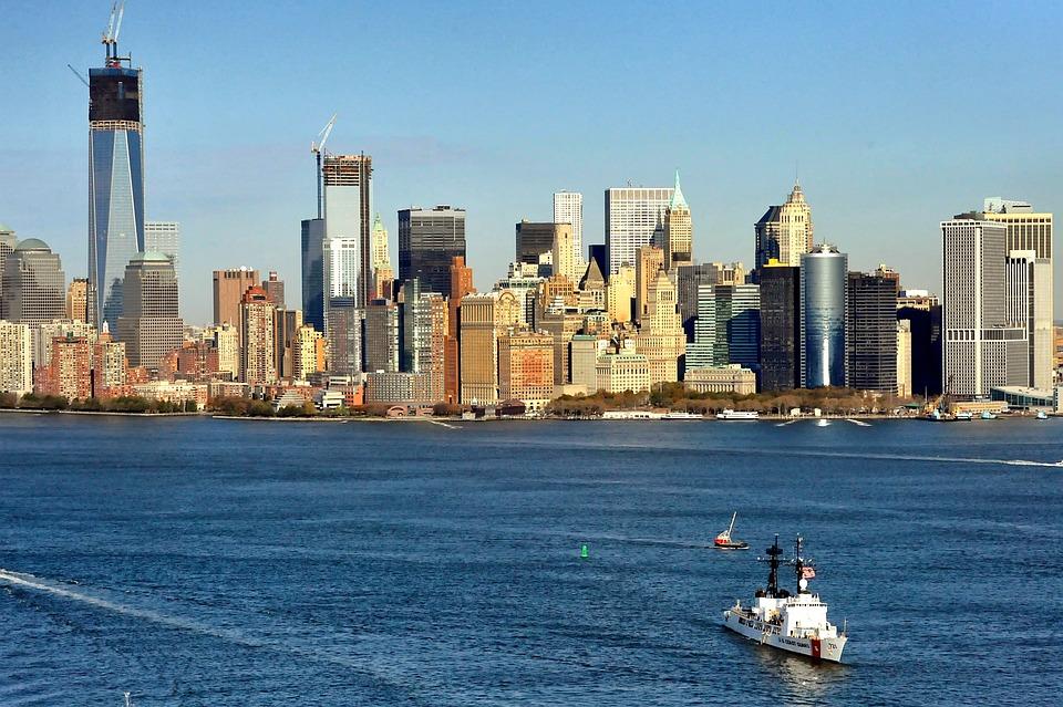Well-known Cidade De Nova York Arranha Céus · Foto gratuita no Pixabay RN53