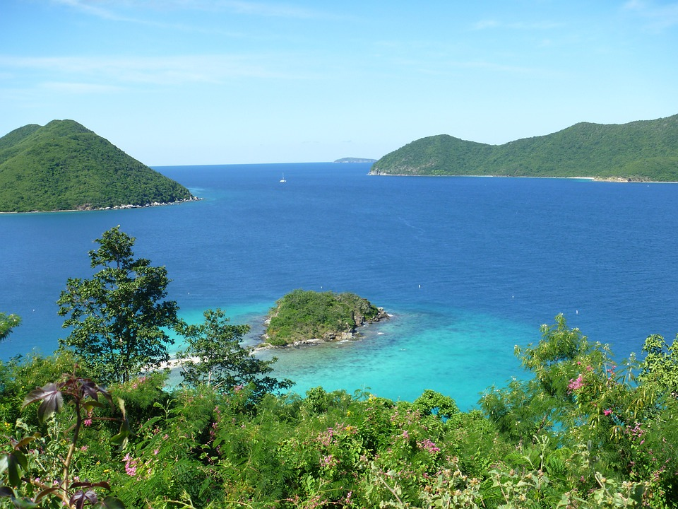 Carribean Beauty: Free Photo: Caribbean, Island, Ocean, Turquoise