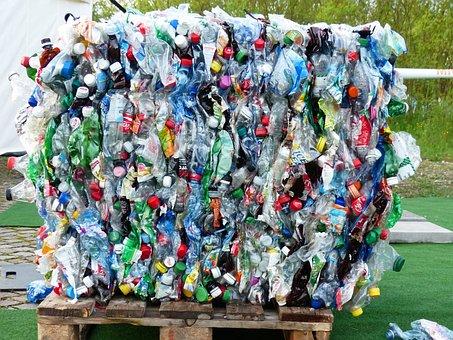 Plastic Bottles Bottles Recycling Environm