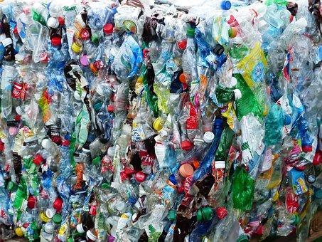 Botellas De Plástico, Botellas