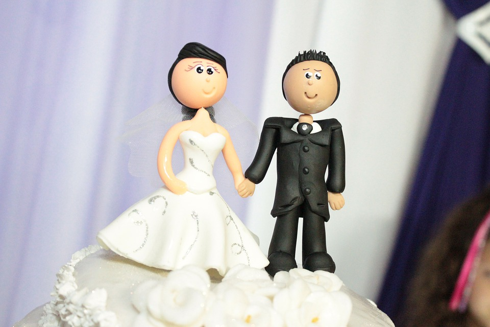 Wedding Cake Toppers, Decoration, Marriage