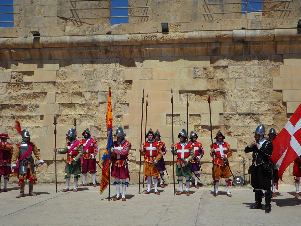 Stadtwache, Valletta