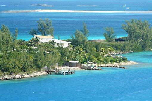 Bahamas Nassau Island Beach America Tropic
