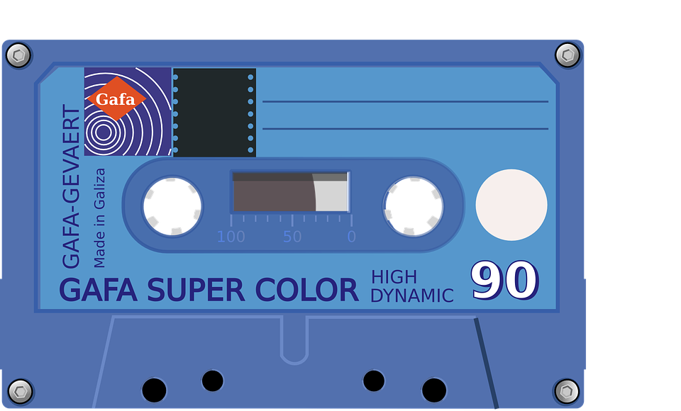 free vector graphic magnetic tape compact cassette