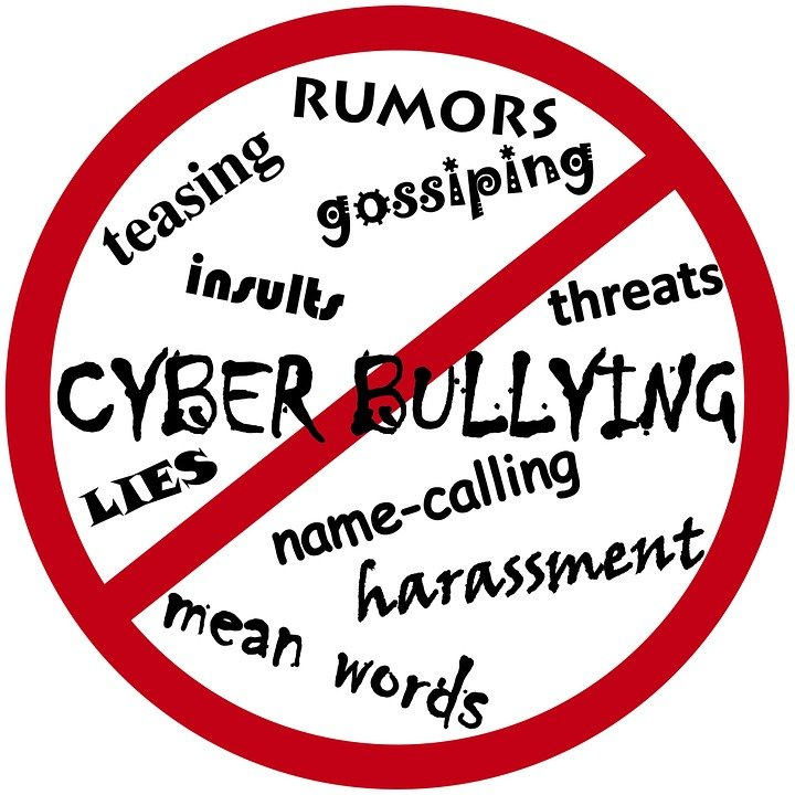 Cyber Bullying, Bully, Rumor, Teasing, Lie, Mean, No