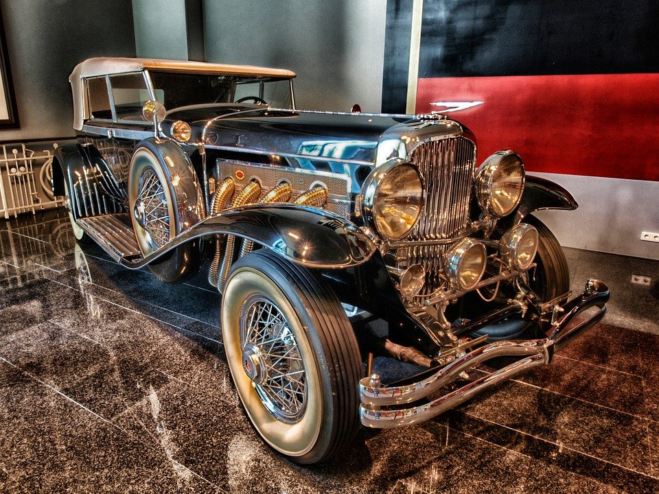 Duesenberg 1929 Car 183 Free Photo On Pixabay
