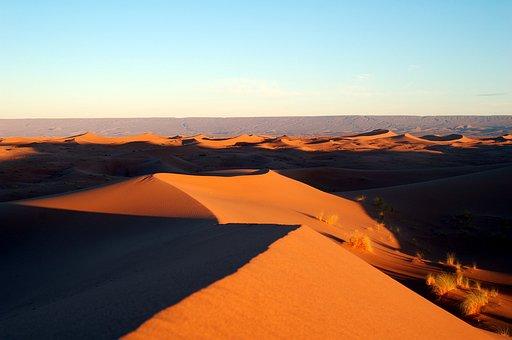 Morocco Africa Desert Marroc Sand Lon