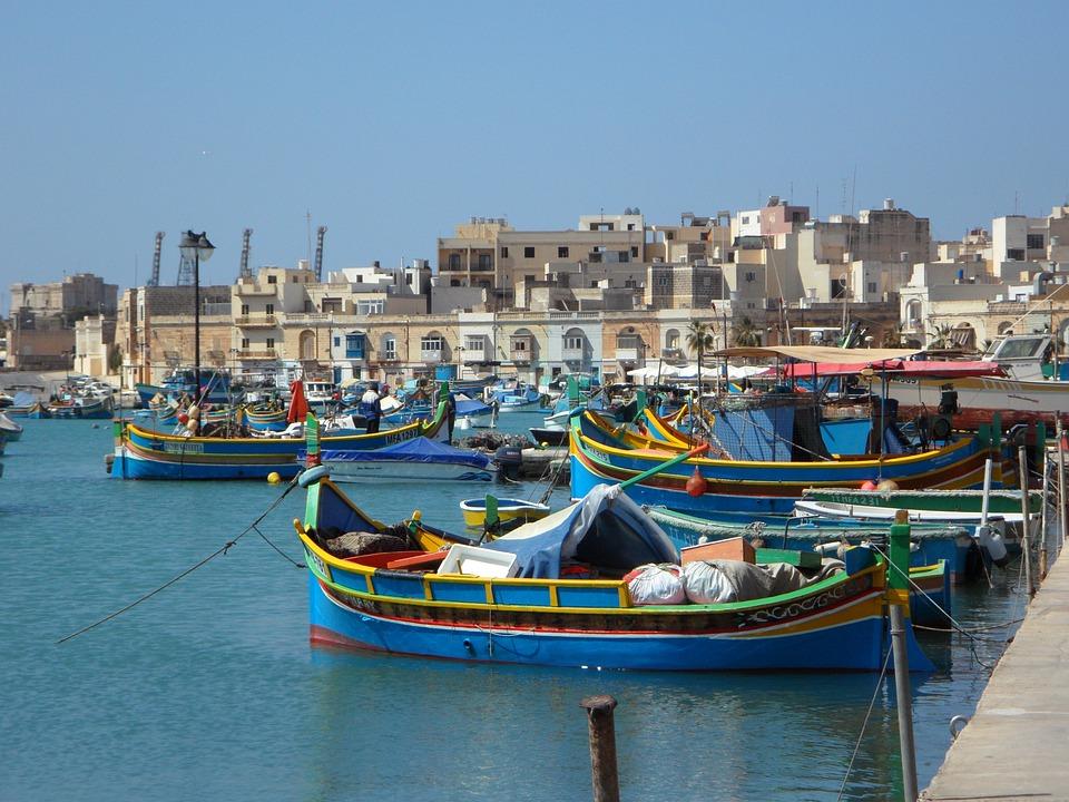Herbstferien - Urlaub auf der Insel Malta im Mittelmeer