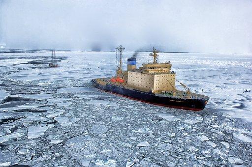 Arctic, Sea, Ocean, Water, Antarctica