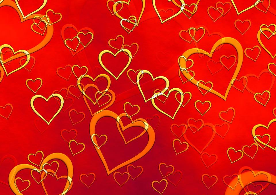 Illustration gratuite coeur amour coeur d 39 amour image - Image d amour gratuite ...