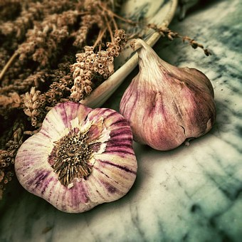 Garlic, Spice, Ingredient, Aromatic