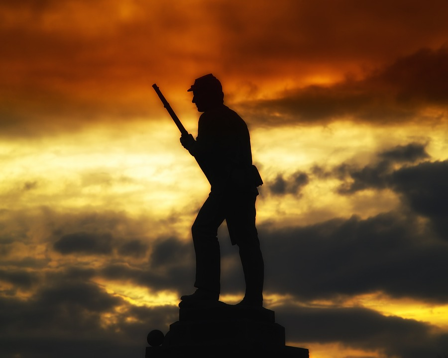 Free Photo Monument Statue Silhouette Free Image On