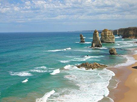 Ocean, Great Ocean Road, Australia