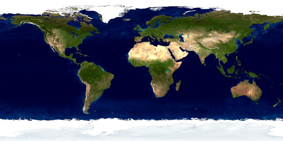 Nasa map day free photo on pixabay nasa map day ocean earth ice gumiabroncs Images