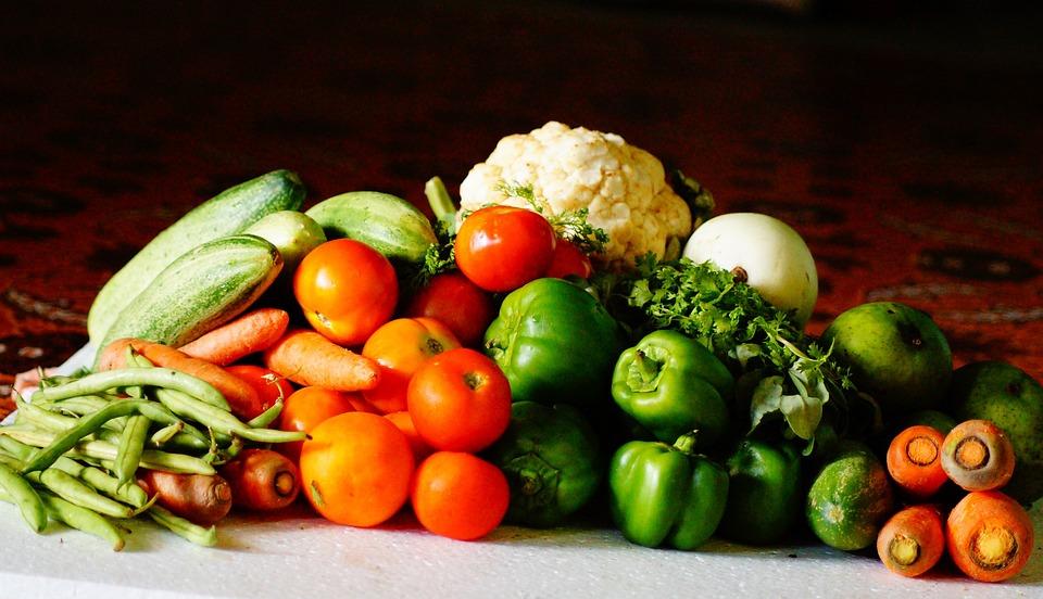 Verdure, Natura, Verde, Sano, Fresco, Organici, Pepe