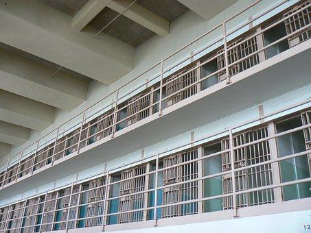 Prison, Alcatraz, Prison Wing