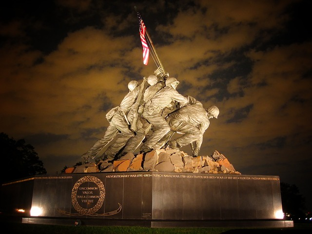 Free Photo Marine Corps Memorial Free Image On Pixabay