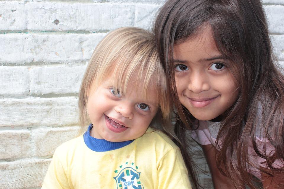 kaunis lapsi