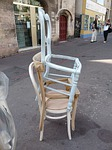 marseille, chairs, odds and ends