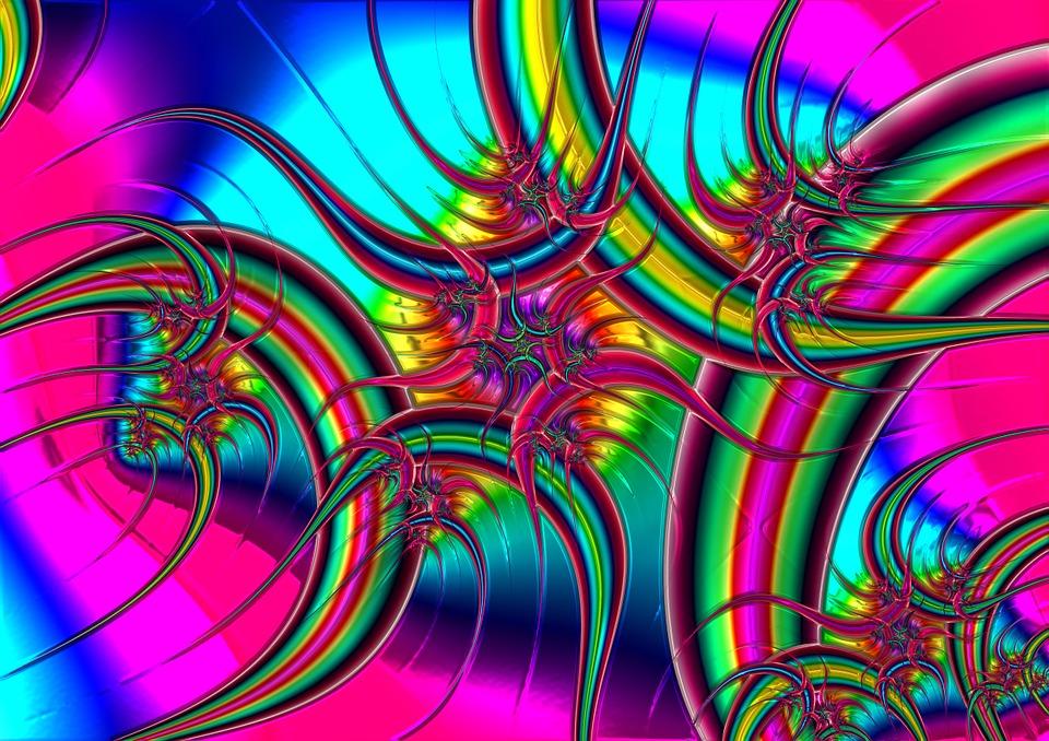 88 Gambar Bentuk Fraktal Paling Keren