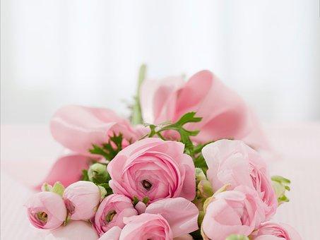 Blumenstrauß, Blumen, Rosen