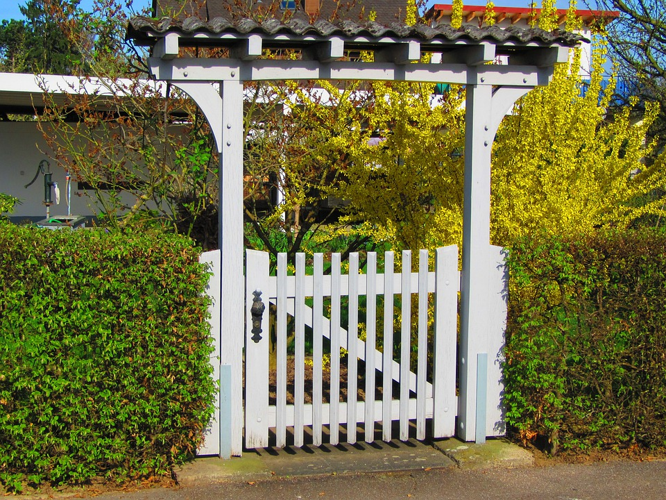 Free photo Goal Garden Gate Door Fence Free Image on Pixabay